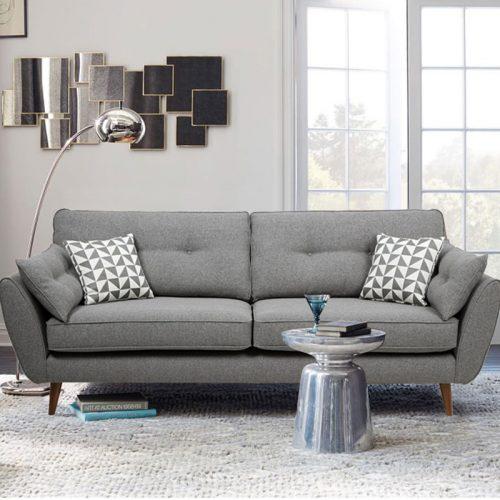 Ghế sofa băng căn hộ chung cư SF01B