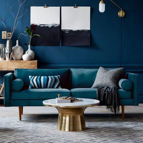 Ghế sofa băng căn hộ chung cư SF02B