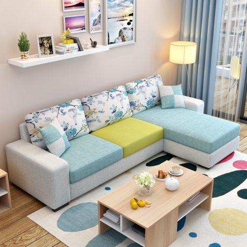 Ghế sofa góc hiện đại SF01G