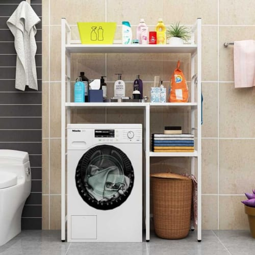 Kệ máy giặt cửa ngang 2 tầng K227