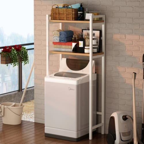 Kệ phòng tắm đẹp, có 50+ Kệ máy giặt cửa ngang, Kệ máy giặt cửa ...
